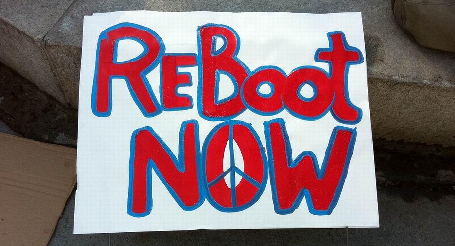 reboot now narrow